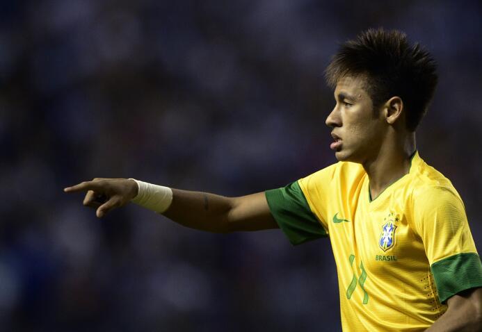 Estilista del fútbol: Neymar y la variedad de peinados en la carrera del...