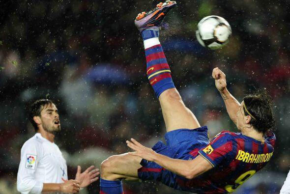 El sueco Zlatan Ibrahimovic volvió a estar falto de puntería, aunque int...