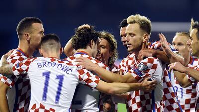 Croacia vs. Nigeria en vivo: horario y como ver el partido del Mundial