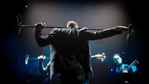 """Ricky Martin está con el pueblo mexicano """"en alma y pensamie..."""