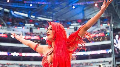 Eva Marie, la ardiente diva que fue rechazada por la lucha libre de WWE