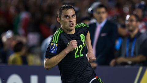 Paul Aguilar fue el jugador del partido en Estados Unidos vs. México