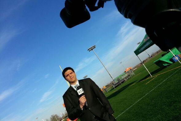 Stefano Fusaro estuvo en vivo desde la Noche de Futbol para traernos tod...