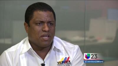 Dentro y fuera del país, oposición venezolana no se rinde