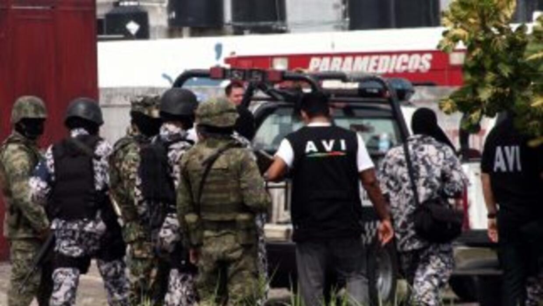 El estado de Veracruz se encuentra inmerso en una intensa ola de violenc...