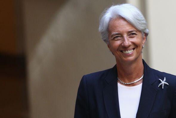 Durante los próximos cinco años, la francesa también percibirá una indem...