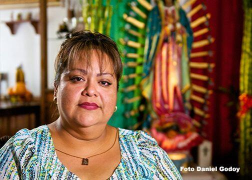 La historia de Juanita comenzó hace 22 años cuando llegó a Estados Unido...