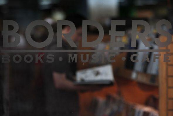 Borders Group, cuya sede formal está en Ann Arbor, Michigan (norte de EE...