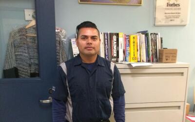 Crescencio Ramos, un inmigrante mexicano que se ahogó tras salvar...