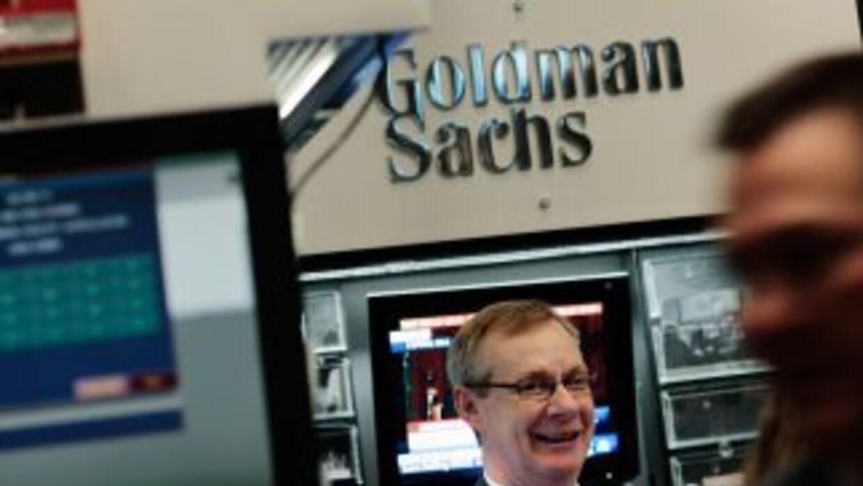 Goldman Sachs es una de las primeras empresas en reconocer que habrá pér...