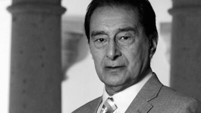 Muere Antonio Medellín a los 83 años de edad