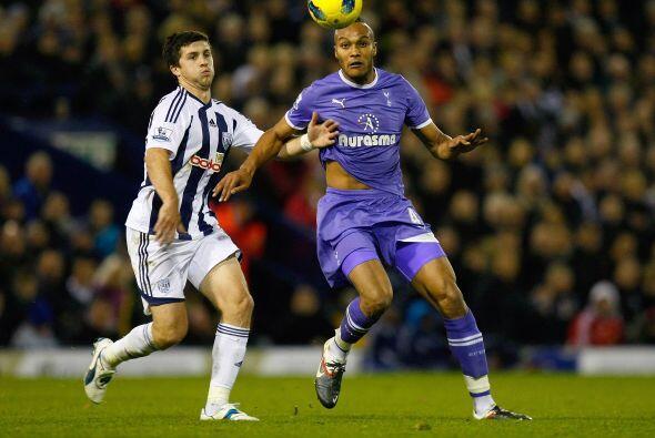 Tottenham visitó al West Bromwich y no perdonó.