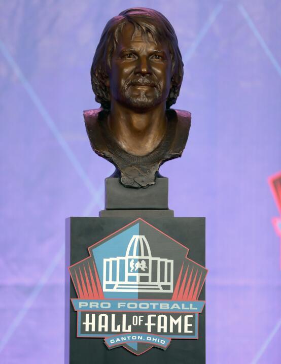 Jake 'Snake' Stabler (1970-1984) fue campeón del Super Bowl XI c...
