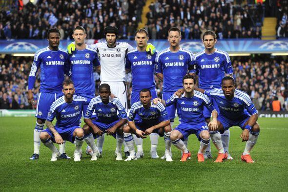 Por su parte, el Chelsea ha vivido un paso por la 'Champions' que contra...