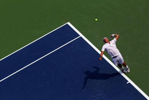 Gilles Muller tendrá la difícil prueba de enfrentar a Rafael Nadal en la...