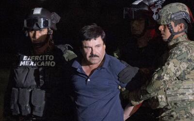 Un piloto entre los detenidos por la fuga de El Chapo elchapo2_ap.jpg
