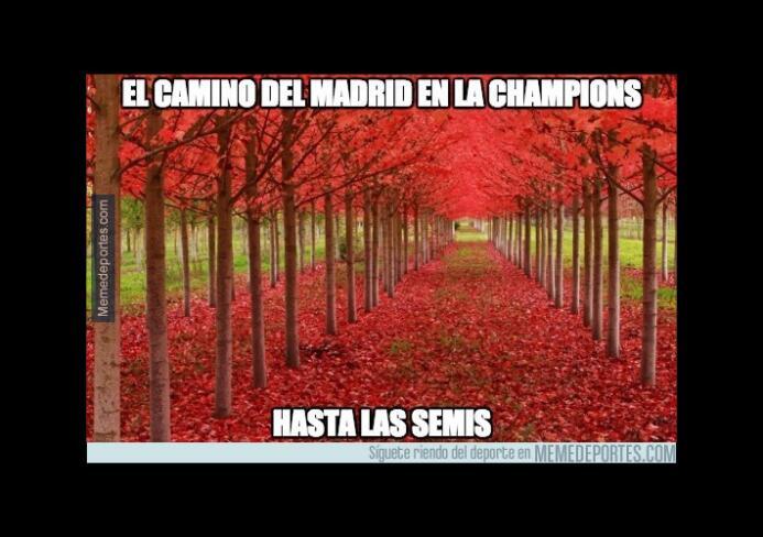 El humor tras conocerse los enfrentamientos en los cuartos de la Champions