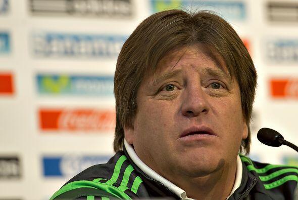 """""""No vamos a convencer a Carlos Vela, vamos a hablar con él, lo más impor..."""