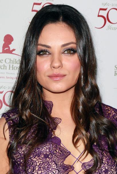 En general amamos un poco a Mila Kunis, pero si vemos este pésimo efecto...