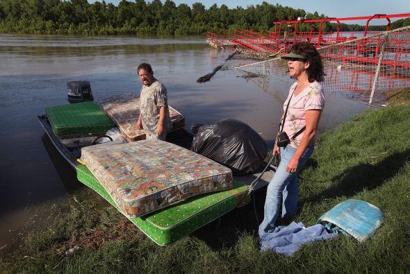Las inundaciones en el centro de Estados Unidos son las peores registrad...
