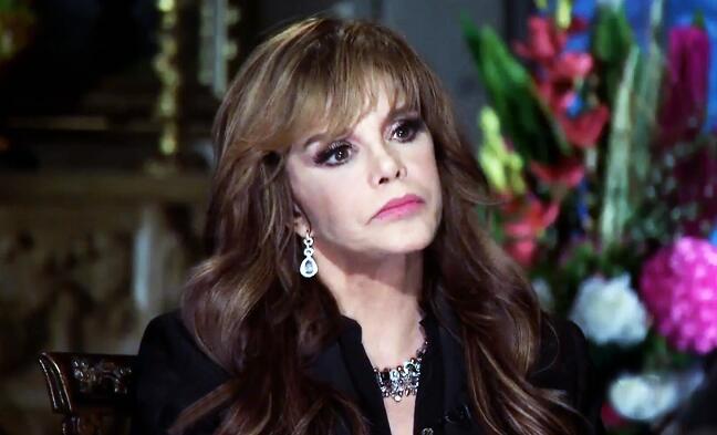 Lucía Méndez habló abiertamente de sus amores