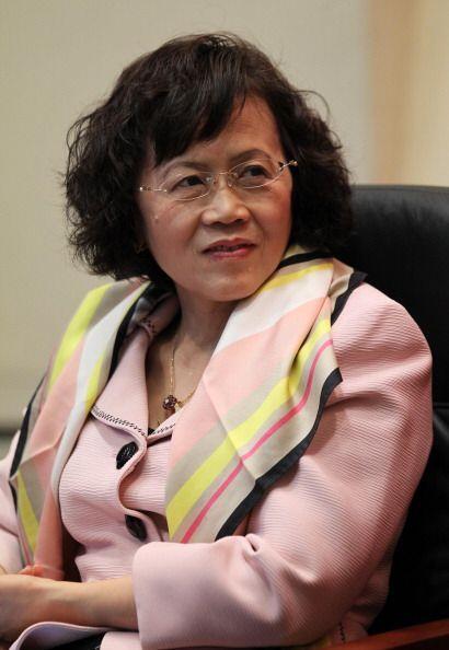 87.- HU SHULI: Una de las periodistas más respetadas e intr&eacut...