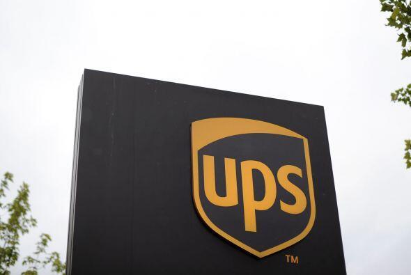 UPS- La mayor empresa de mensajería del mundo, anunció que en 2011 tuvo...
