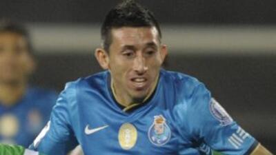 El mexicano Héctor Herrera fue titular en Copa de la Liga.