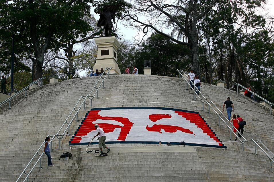 El Helicoide: el aplaudido edificio venezolano que terminó siendo una pr...