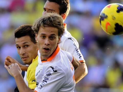 Villarreal recibió en el estadio El Madrigal la visita del Valencia.
