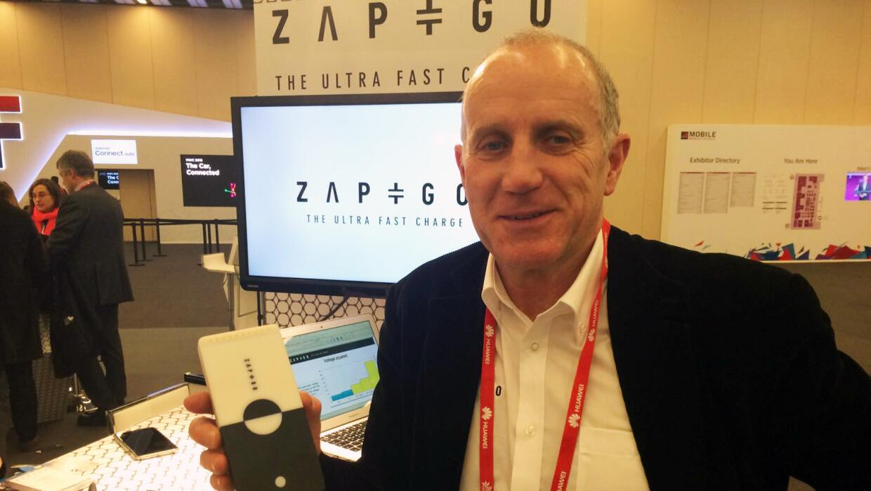 Simon Harris de Zap Go