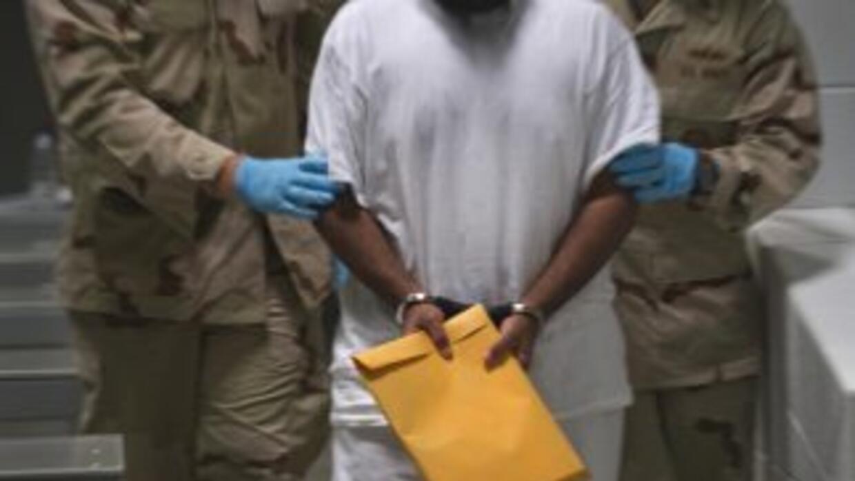 Prisionero de Guantánamo