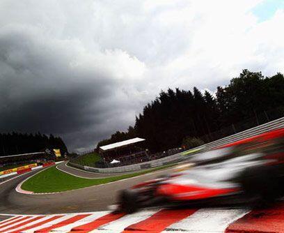 GP de BÉLGICA, 29 de agostoLa suerte volvió a sonreír a Lewis Hamilton,...