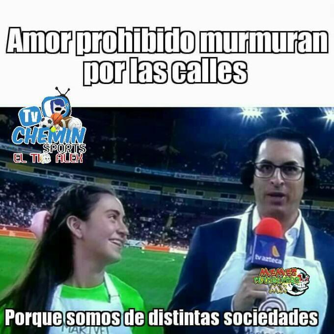 El buen humor se hizo presente en la Liguilla del Clausura 2017