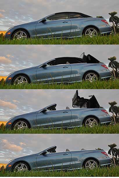 Este auto permite gozar de conducir a cielo abierto, las cuatro estacion...