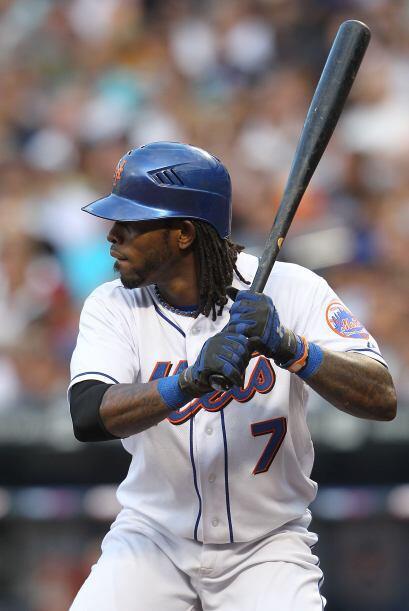 1. José Reyes (Mets de Nueva York) .354 (.35428, 124 hits en 350...