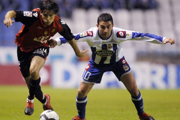 El Deportivo La Coruña se reencontró con la victoria y recupero a Filipe...