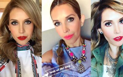 Erika Reyna - Peinados