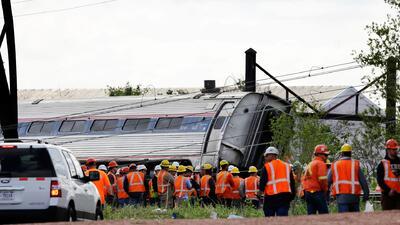 Aumenta la cifra de muertos en la tragedia ferroviaria