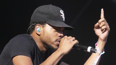 ARCHIVO - Chance The Rapper durante su presentación en el Festiva...