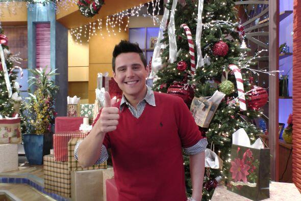 ALEJANDRO CHABÁN Esta Navidad estaré con toda mi familia de Venezuela, c...