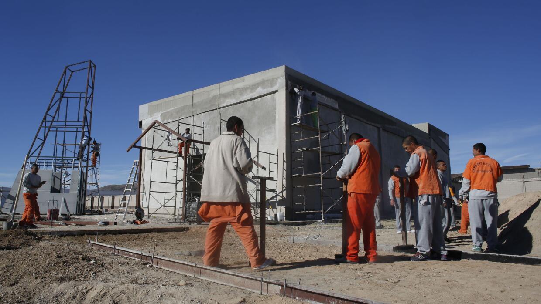 Presos levantan una capital en un penal de Ciudad Juárez