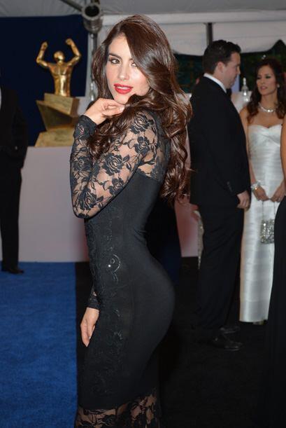 Jessica Cediel, hermosa presentador del Gordo y la Flaca derrochando bel...