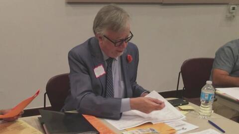 Reunión comunitaria sobre inmigración con el alcalde Sylvester Turner