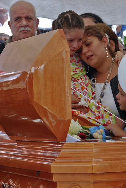 El crimen ha alcanzado a funcionarios públicos, como Edelmiro Cabazos, a...