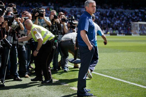 El Real Madrid cerró la temporada 2012-12 en el Estadio Santiago...