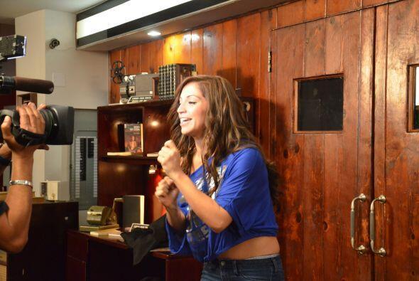 Laura dio tremendo discurso de agradecimiento y prometió ser el o...