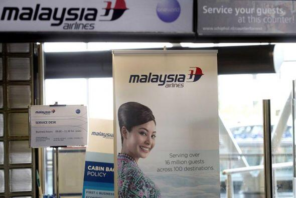 Malaysia Airlines inició sus operaciones el 1 de mayo de 1947 baj...