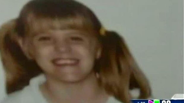 Nubia Barahona, de 10 años, fue encontrada sin vida en una bolsa plástic...
