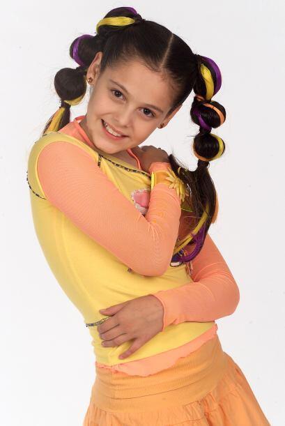 Allisson Lozz era su amor en la telenovela infantil, ¡qué distinta se veía!